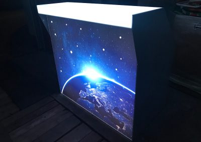 Компактная барная стойка «Космос»