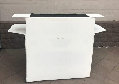 Мобильная барная стойка-чемодан
