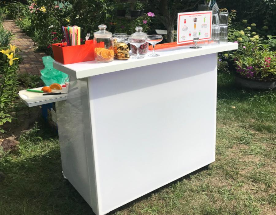 Компактная барная стойка 1.3 метра